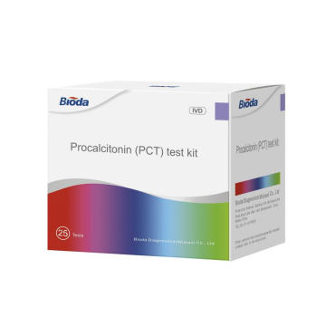 Kit de test de procalcitonine (PCT)