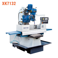 CNC large worktable milling machine for metal cutting