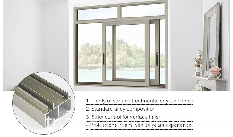 Sliding Window Of Aluminium Profile2