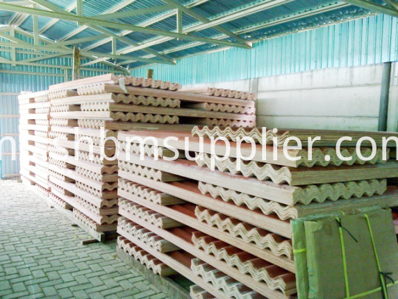 Heat Insulation Magnesium Roofing Sheet