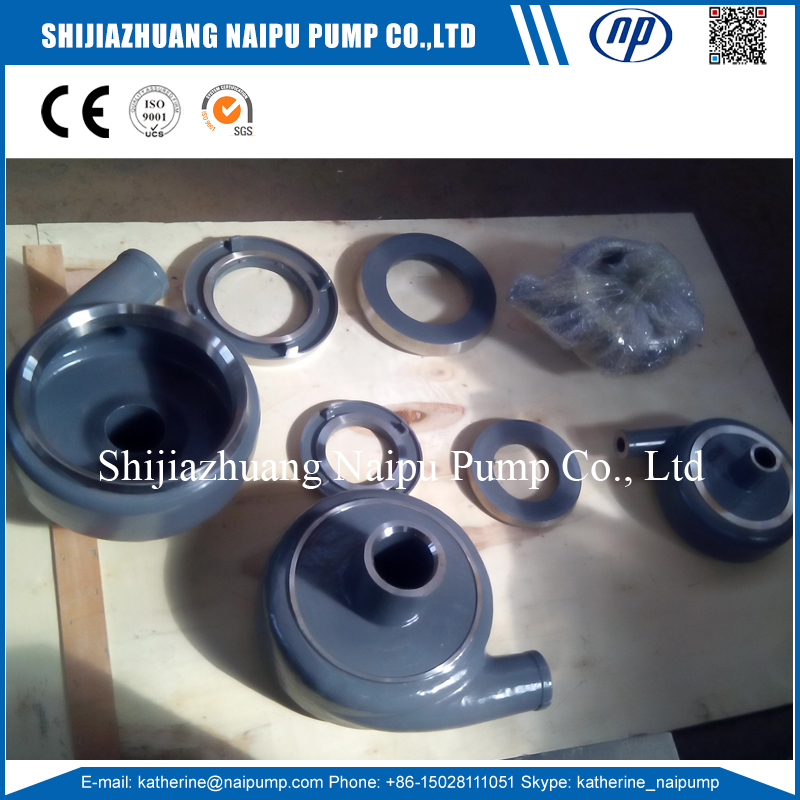mining pump spare parts