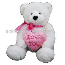 lindo valentine te amo oso de peluche