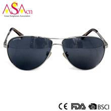 Мужские поляризованные очки моды под заказ солнцезащитные очки (16103)