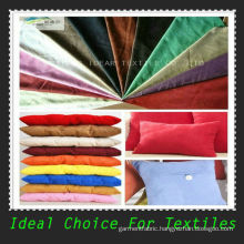 100%Polyester Weft Suede Fabric