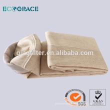 Filtre à tiroir Nomex Direct Factory Filtration par poussière de ciment