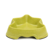 Bamboo Fibre Dog Bowl