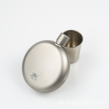 Kangtai Portable Wine Whisky Pot Trinkgeschirr
