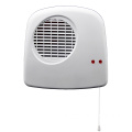 Ventilador de pared calefactor IP21