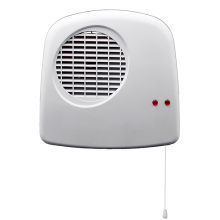 Wall fan heater IP21