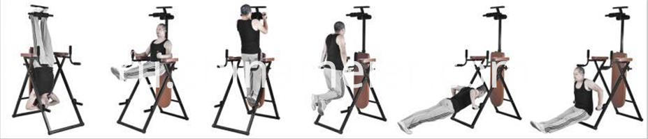 Multifunctional Inversion Table