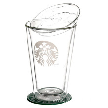 400ml Coffee Glass Cup