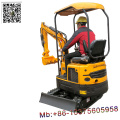 Mini excavadora china 1 tonelada XN12 en venta