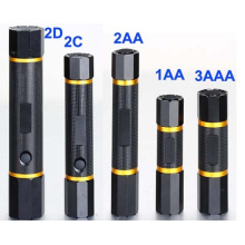 Nouvelle conception CE Cerficated High Power 2D Flashlight