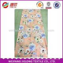 100% Polyester printed Fabric 90gsm for Bedsheet Bedding set