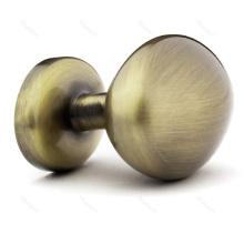 Poignée et bouton de porte d'armoire de cuisine en laiton antique