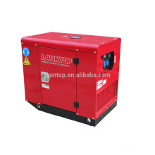 air cooled 2 cylinder 4-stroke 10kW silent gasoline generator