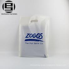 Printed die cut packaging bags designer