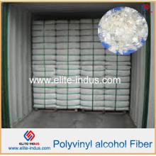 Lightweight Plastic Material Concrete Reinforcement PVA Fibers
