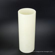 Tuyau en plastique léger de PVC de mur épais pour des meubles