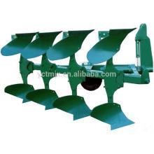Piezas de agricultura 1LF-430 montado en 3 puntas arado reversible de servicio medio