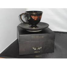 Ted Baker Bougie Aroma Natural dans une tasse de café