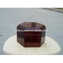 DH-906 wooden pet urn