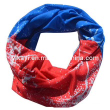 Multifunctional Knitted Polyester Seamless Magic Headwear Bandana (YKY1006-1)