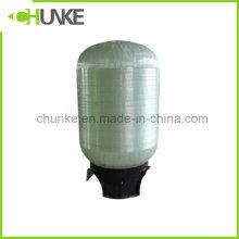 150psi Water Treatment PE Liner Anti-Corrosion FRP Filter Tank
