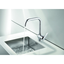 Kitchen Faucet High Quality Mixer Tap with Flexible Hoses