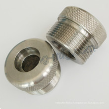 High Quality Stainless Steel 316 Part Turning CNC Machining for Barbacue Accessories