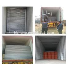 Paneles temporales de alta calidad de la cerca / cerca de la malla de la construcción del mercado de Australia
