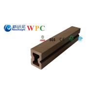 Guisado composto plástico de madeira de 40X30mm WPC