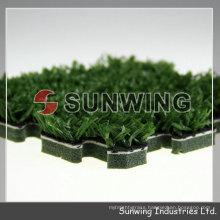 Mosaic artifical grass mat