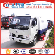 DFAC 4x2 high quality and good price of small street sweeper for sale