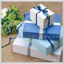 2016 Nuevo diseño, caja de papel, caja de exhibición, caja de papel del regalo, certificación del SGS (KG-PX006)