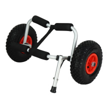 Kayak Cart Portable verstauen