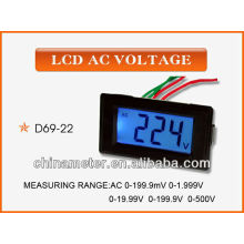 2013 Best Sale Mini digital meter