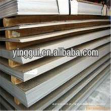 2219 2618 2001 2007 liga de alumínio preço plain diamond sheet / plate
