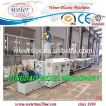 máquinas para produção de tubos de pequeno diâmetro de 16mm de PEAD PP