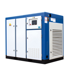 Professional Design 75kw Low Noise Oil Injected Saving Energy Low Pressure Screw Type Air Compressor