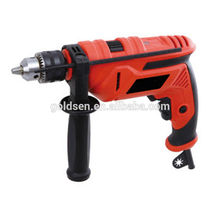 FFU GOLDENTOOL 13mm 710W Power Impact Drilling Drill Portable Electric Mini Hand Drill Machine GW8075