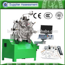 12 Axis 2-6mm camless versatile spring forming machine
