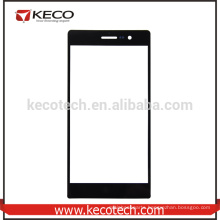 Front Touch Glass Panel For Huawei Ascend P7