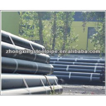astm a106/a53 gr.b sch 40/sch 80 seamless steel pipe