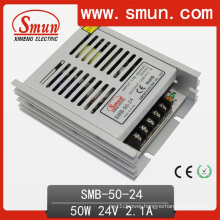 50W 24V2a Plastic Case Switching Power Supply