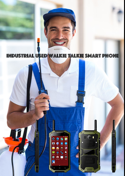 Industrial Used Walkie Talkie Smart Phone