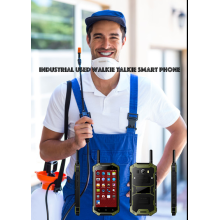 Industrielle gebrauchte Walkie Talkie Smart Phone