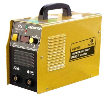 welding machne IGBT inverter technology