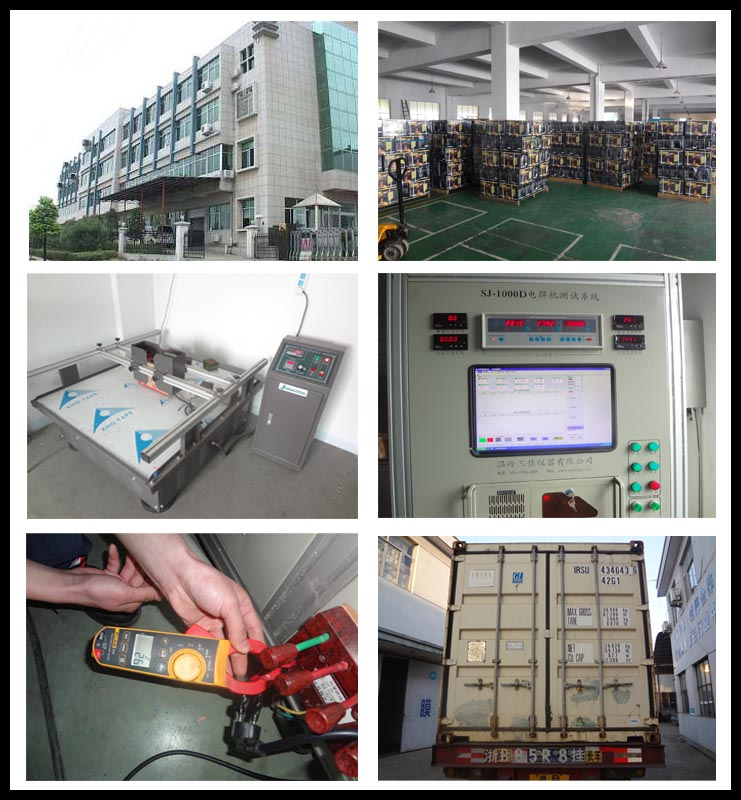 workship of welding machine manufacturer