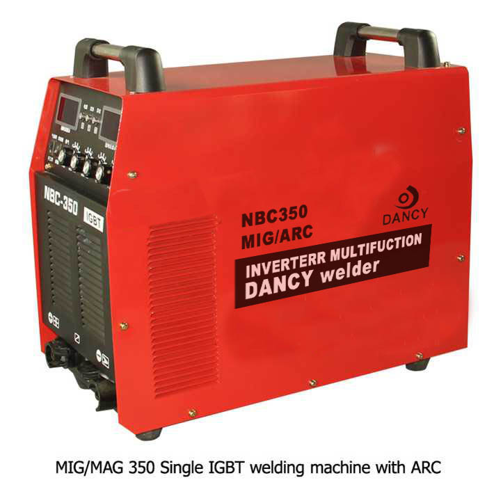 NBC350 MIG/MAG/ARC welding machine